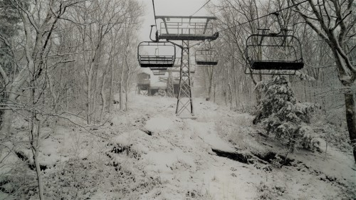 Top Flight Chairlift