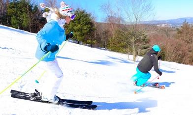 Ski Area in the Berkshires, MA | Skiing, Snowboarding